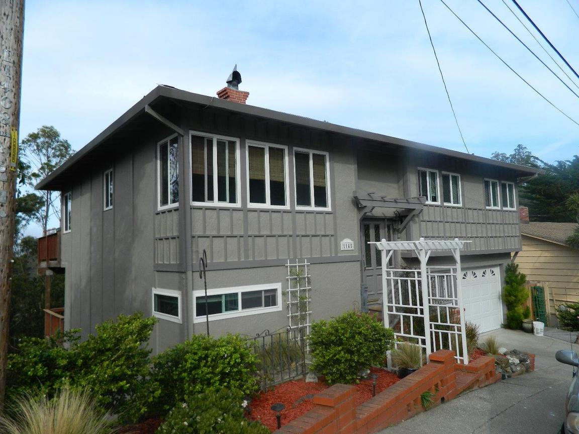 1145 Sheila Ln Pacifica Ca 94044 For Sale