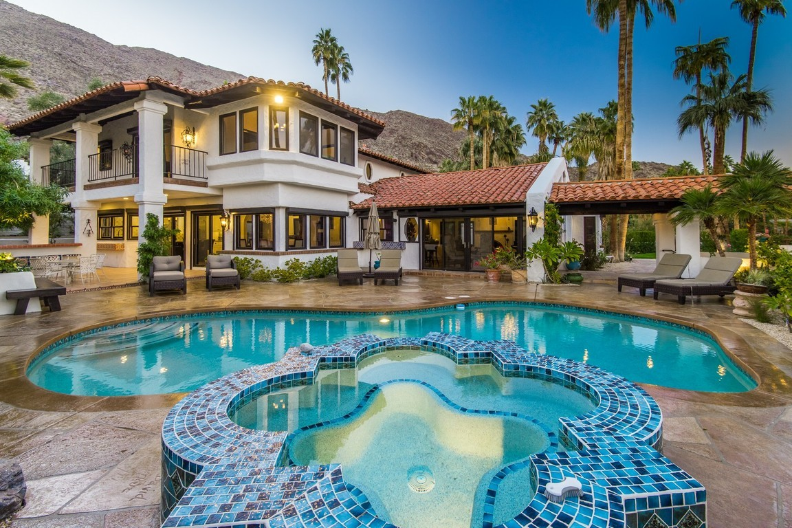 345 west el portal palm springs ca for sale 3 495 000 for Palm springs for sale by owner