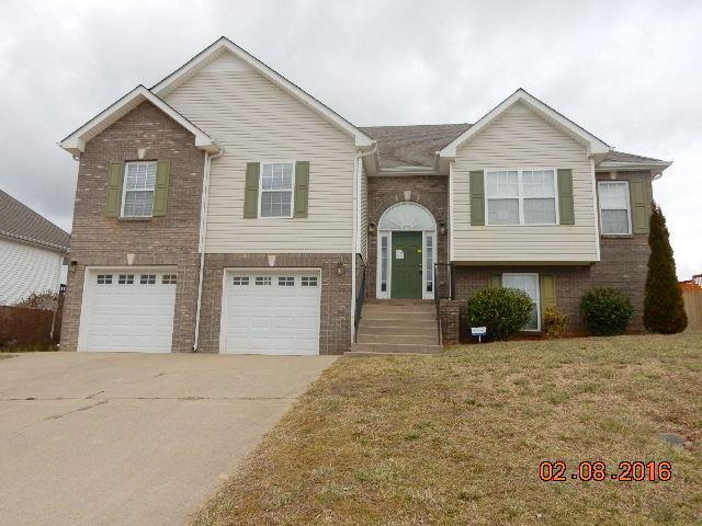 Clarksville tn condos for sale for Clarksville tn home builders