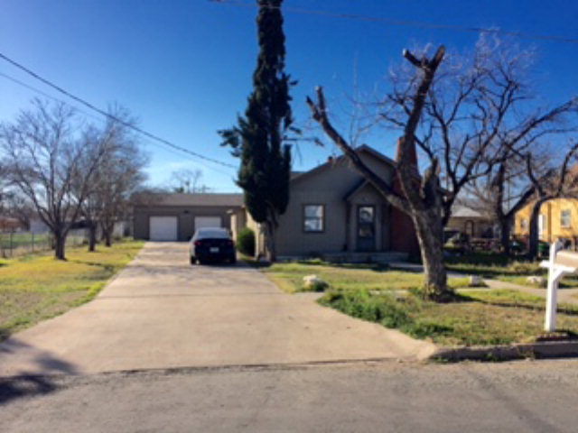 709 parsons st san angelo tx 76903 for sale for Home builders san angelo tx