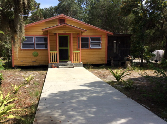 Waterfront Homes For Sale Cedar Key Florida