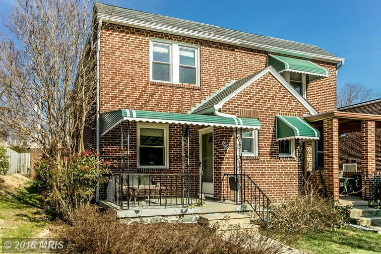 3304 cedarhurst road baltimore md 21214 for sale for Baltimore houses for sale