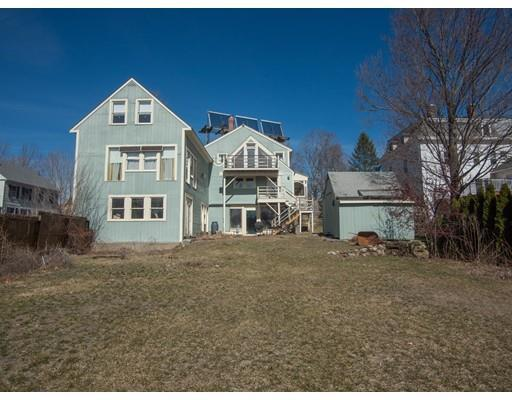 Two Family Homes For Sale Ashby Ma