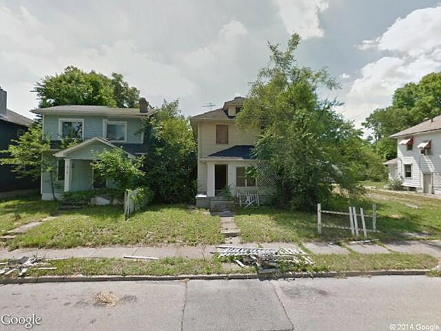 foreclosed home for sale in dayton oh