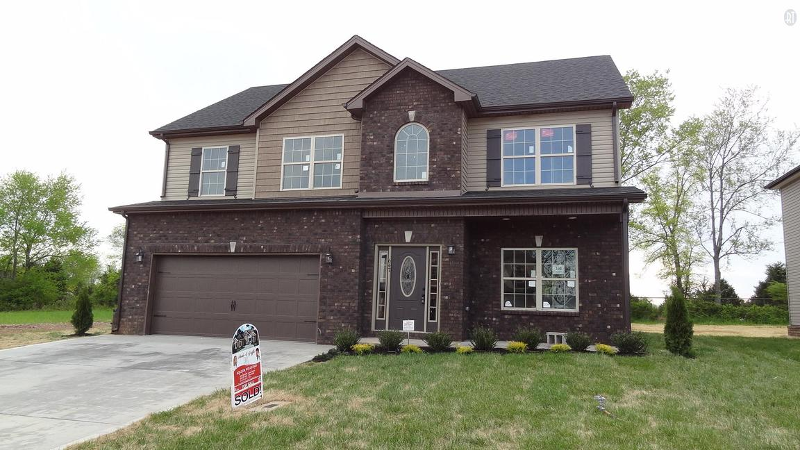 193 sunset meadows clarksville tn 37042 for sale for Clarksville tn home builders