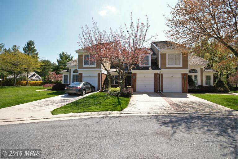 151 river oaks circle pikesville md 21208 for sale