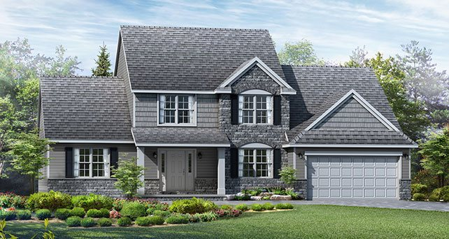 Brentwood At Wayne Homes Bowling Green Build On Your Lot
