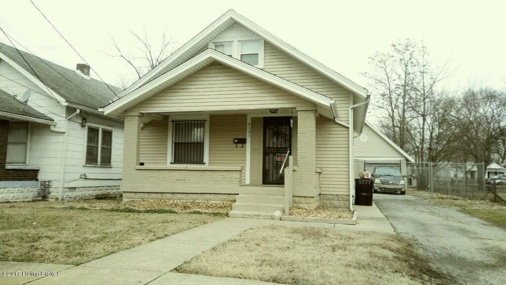 4101 Hale Ave Louisville Ky For Sale 59 800