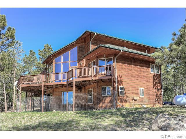 29266 south sunset trail conifer co 80433 for sale