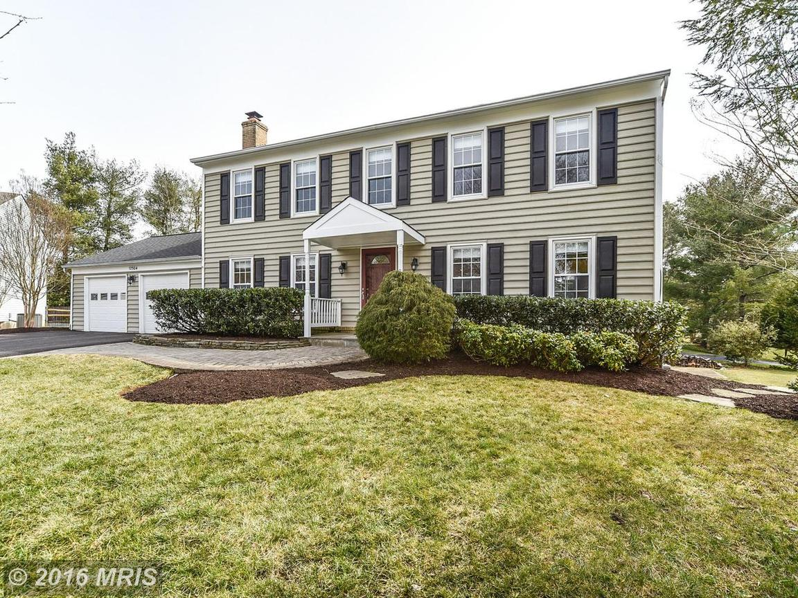 12304 evermay ct gaithersburg md 20878 for sale
