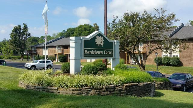 Bardstown Forest Apartments Louisville KY