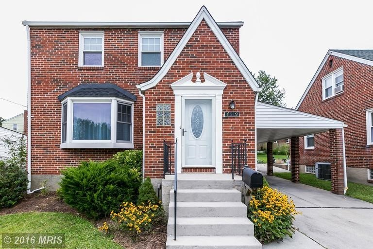 4519 springwood avenue baltimore md 21206 for sale for Homes for sale in baltimore