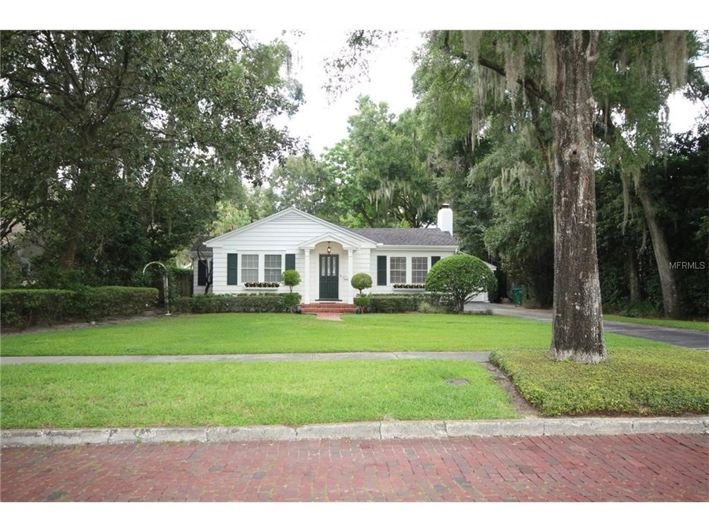 211 Cortland Ave Winter Park Fl 32789 For Sale Homes