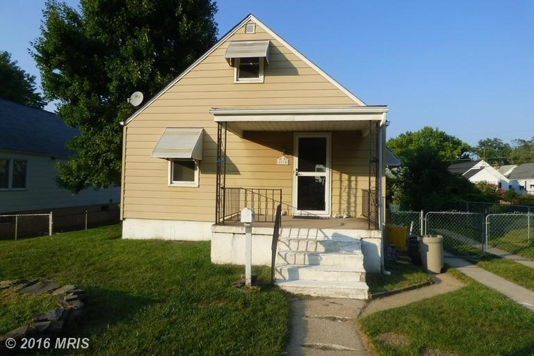 Home for sale 2614 linwood road baltimore md 21234 for Homes for sale in baltimore