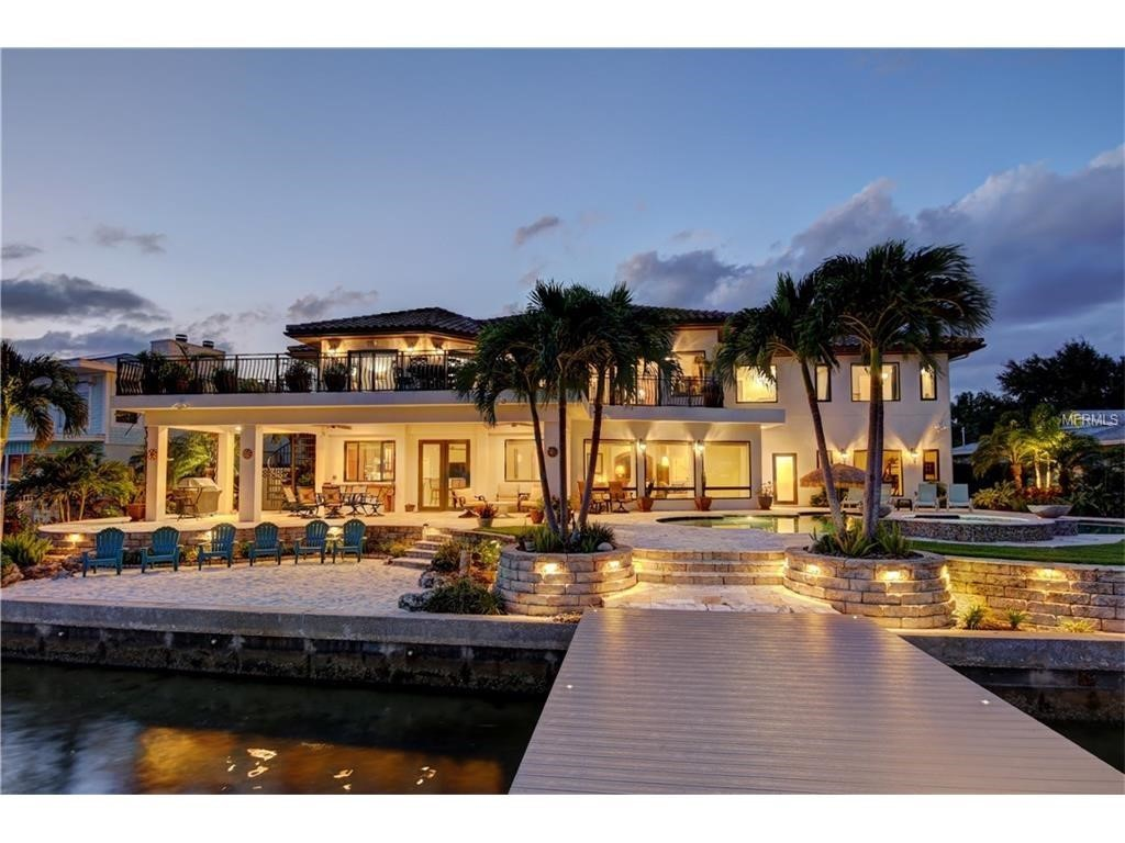 Beachfront Homes For Sale In Clearwater Fl