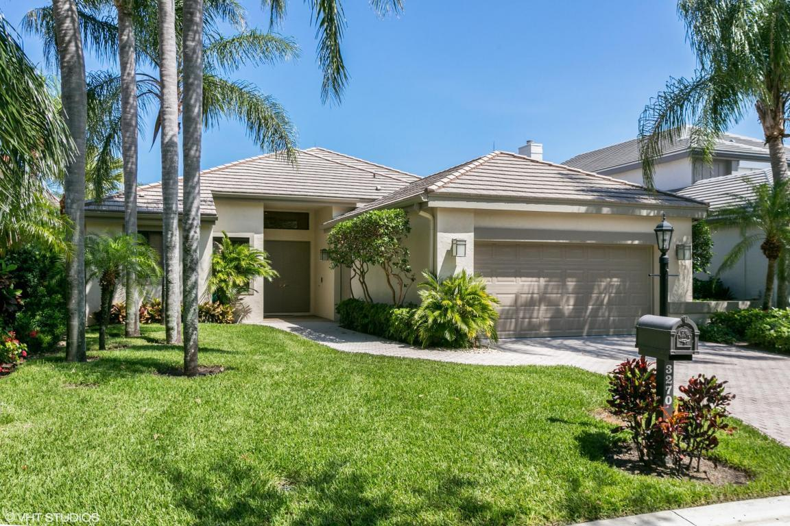3270 E Degas Drive Palm Beach Gardens Fl 33410 For Sale