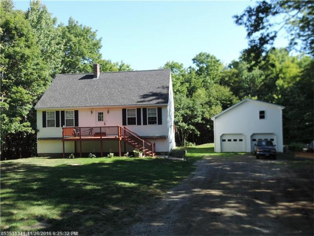 98 cook rd carmel me 04419 for sale