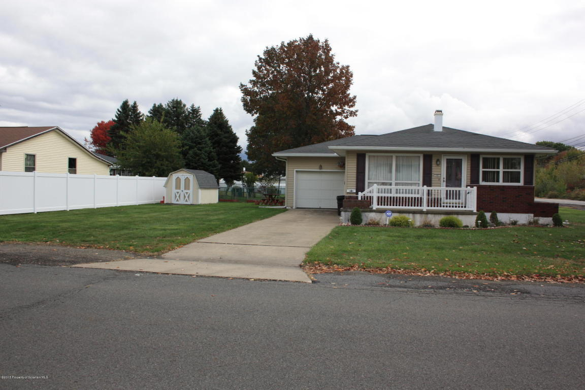 Homes For Sale In Riverside School District Taylor Pa