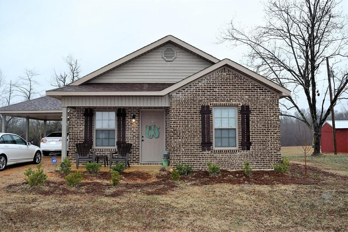 Homes For Sale In Ecru Ms