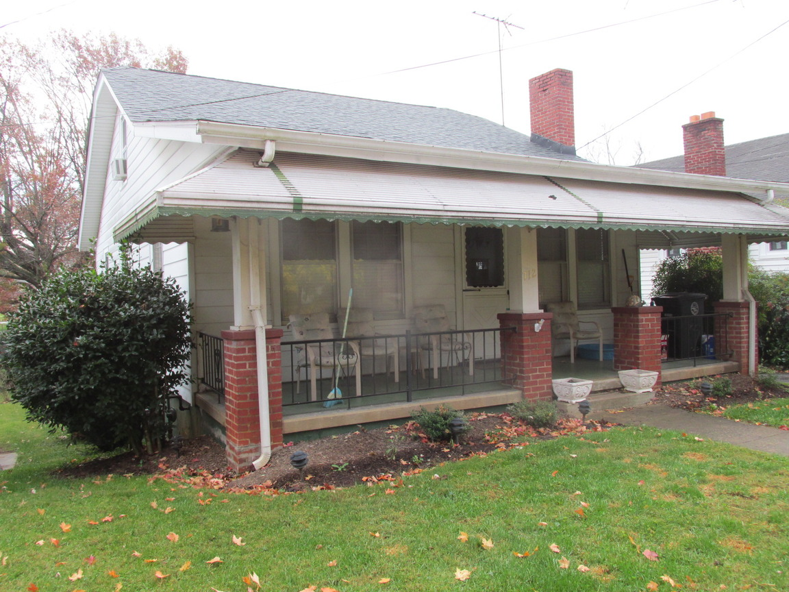 712 Mansfield Ave, Lynchburg, VA, 24501 -- Homes For Sale