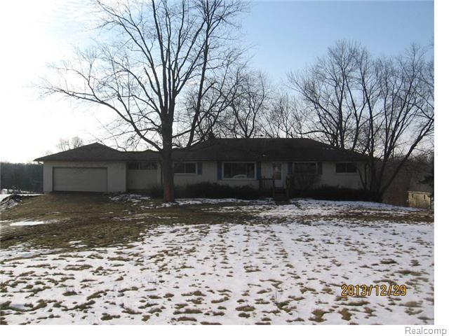 7650 Angle Road, Northville, MI, 48168 -- Homes For Sale