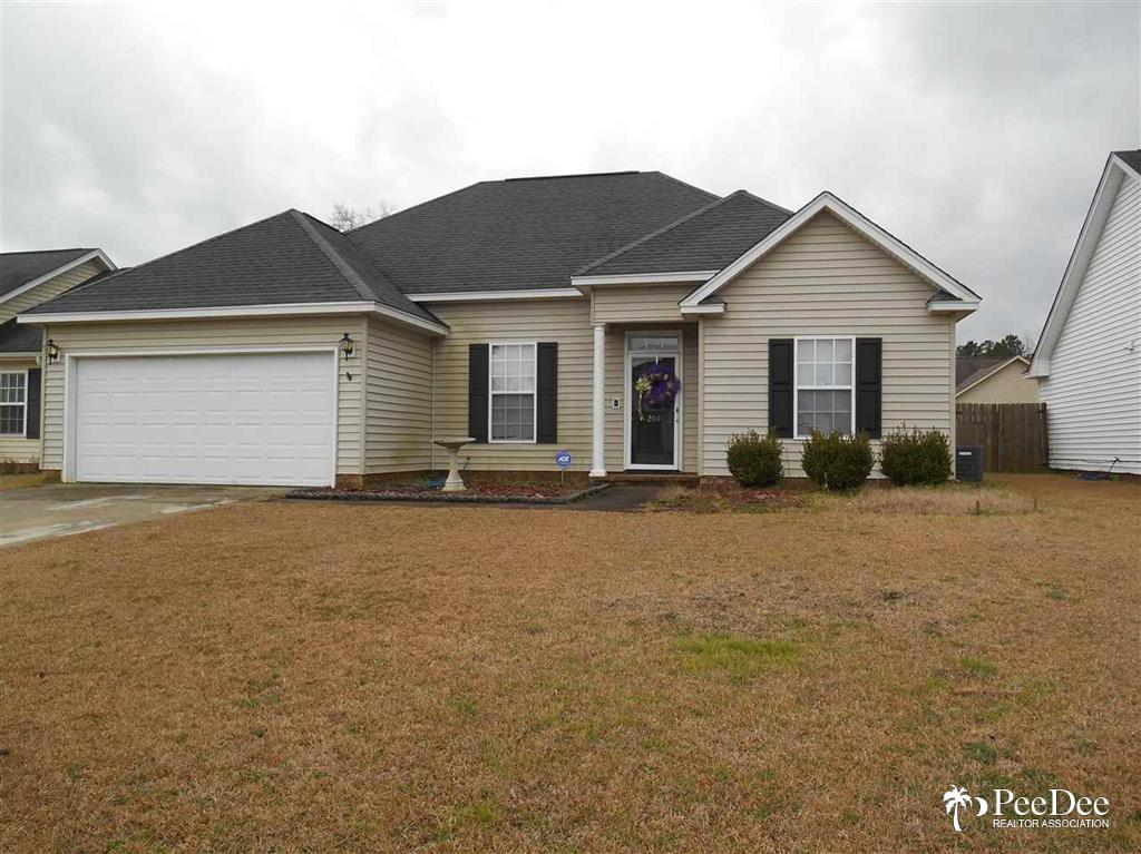 204 saddle court florence sc 29505 for sale for Builders in florence sc