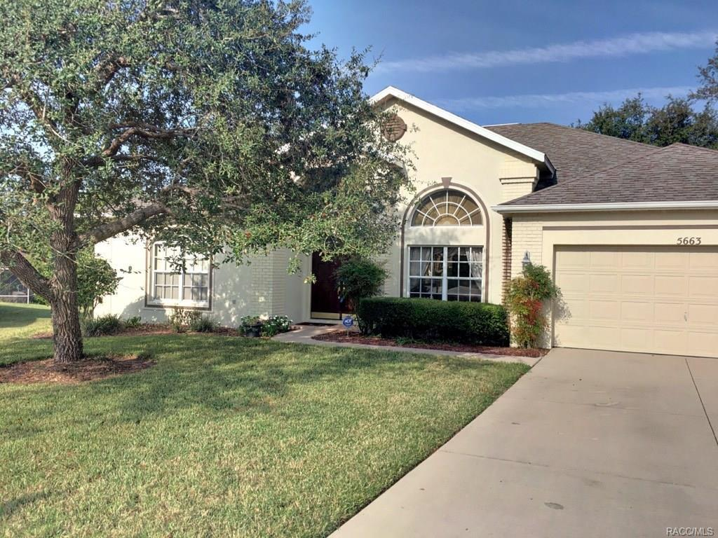5663 W Crossmoor Place, Lecanto, FL, 34461: Photo 1