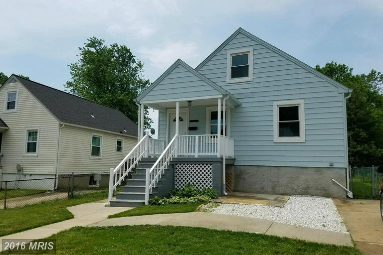 3309 white ave baltimore md for sale 189 650 for Baltimore houses for sale