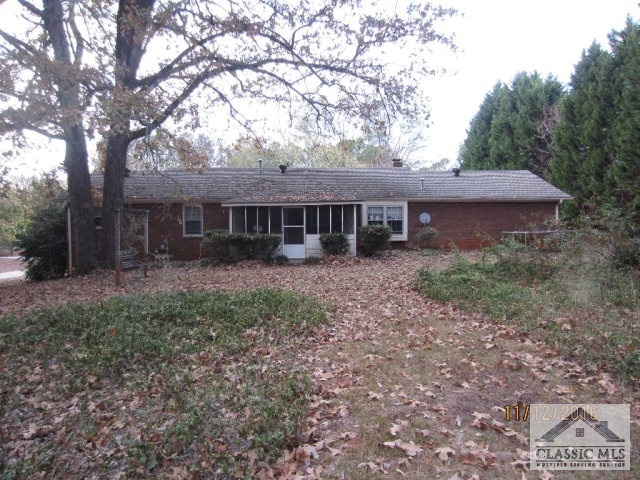 1121 old farm rd watkinsville ga for sale 164 900 for Old farm houses for sale in georgia