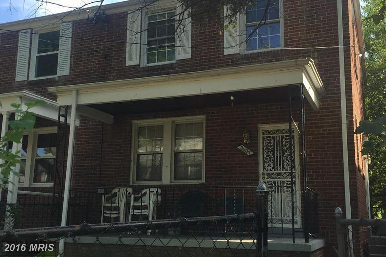 3907 s st se washington dc for sale 100 000 for Houses for sale near washington dc