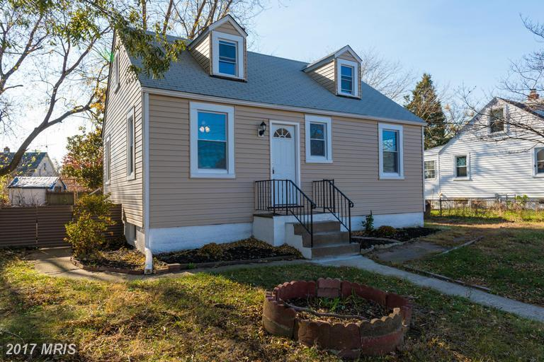 91 avalon ave baltimore md for sale 184 500 for Baltimore houses for sale