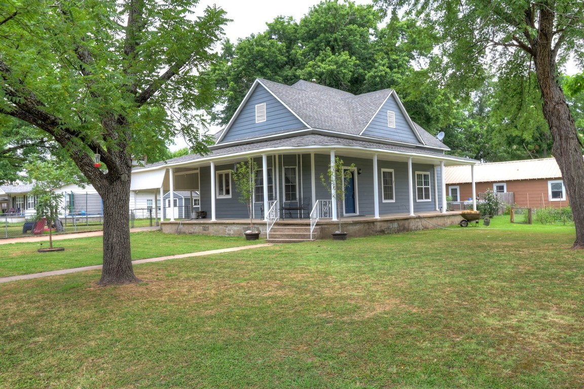 Homes For Sale In Mazie Ok