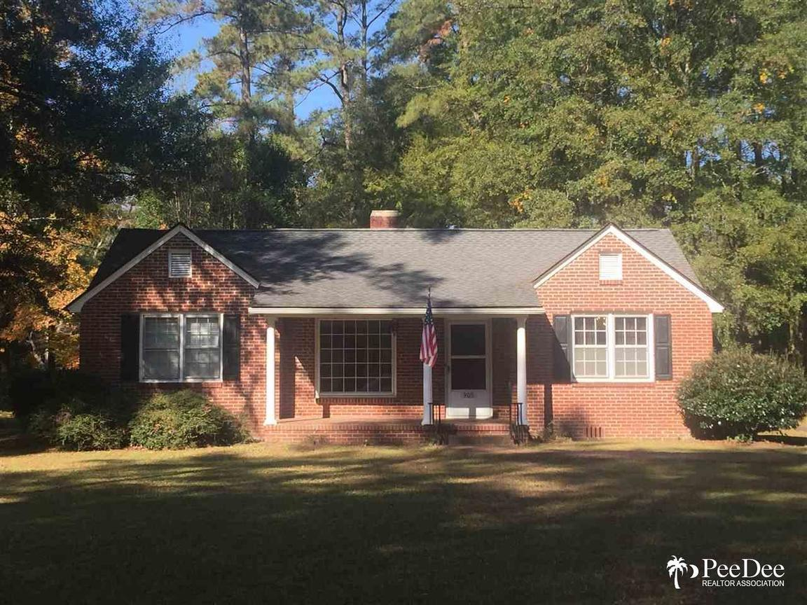905 Sherwood Dr Florence Sc For Sale 119 900