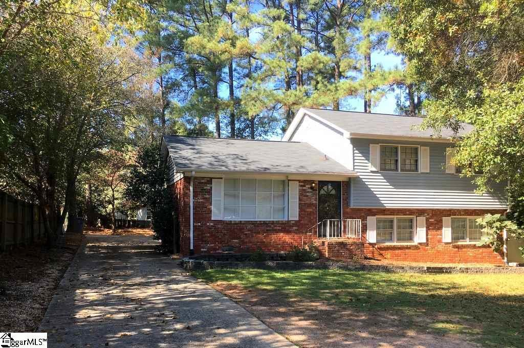 502 Camelot Drive Spartanburg Sc For Sale 110 000