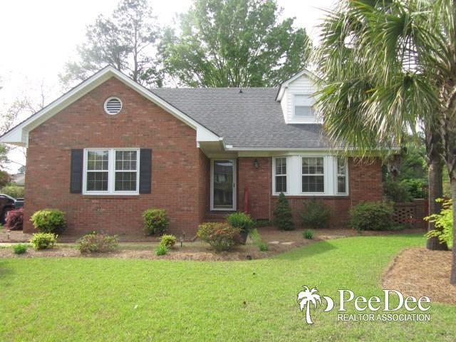 2001 W Sandhurst Drive Florence Sc For Sale 199 900