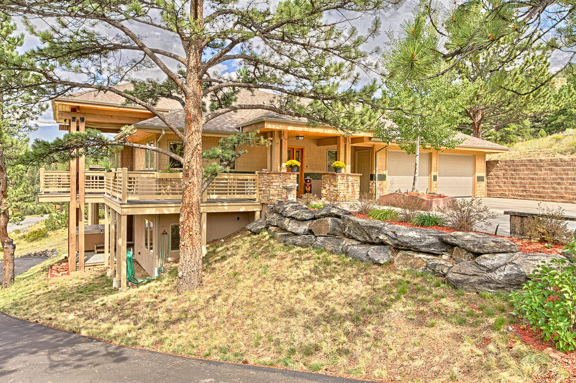 2482 Tunnel Rd Estes Park CO For Sale 849900