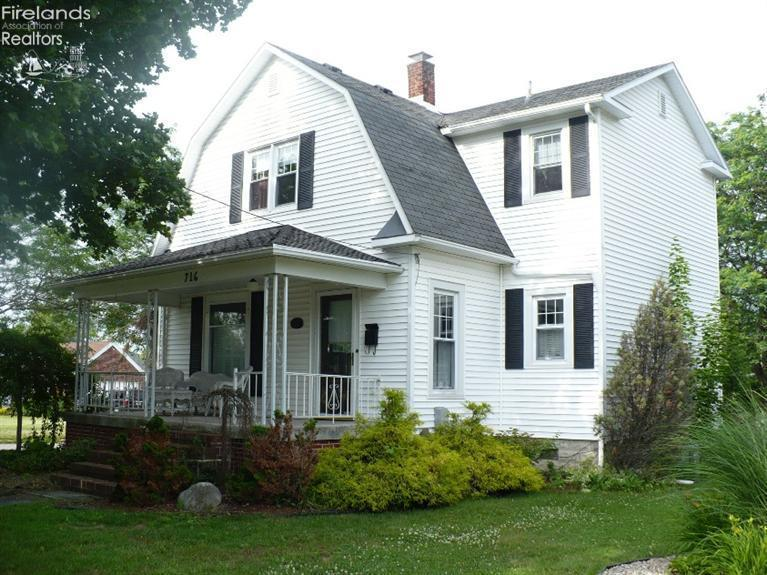 716 Northwest Street Bellevue Oh 44811 For Sale
