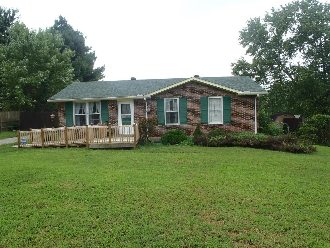 426 Lillian Dr Clarksville Tn For Sale 89 900