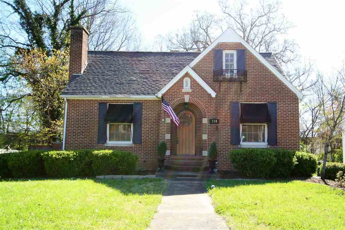 314 wallace lane paducah ky for sale 159 900 for Wallace homes