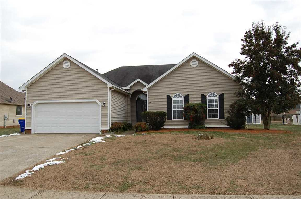961 wintercress lane bowling green ky for rent 1 200 for Home builders bowling green ky