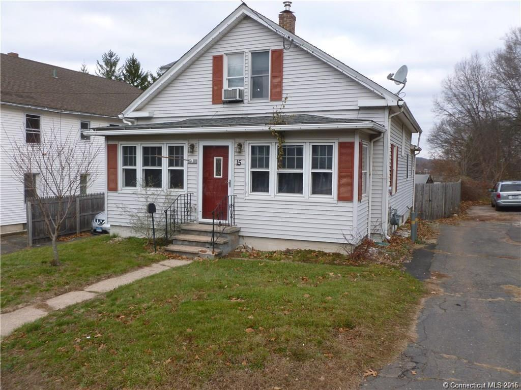 15 Burwell Ave Southington Ct For Sale 139 000