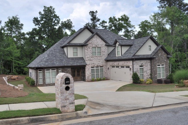 7068 bridgemill drive columbus ga for sale 375 900 for Home builders columbus ga