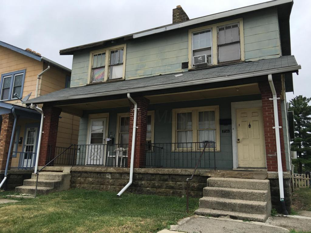 734 Frebis Avenue Columbus Oh For Sale 29 000
