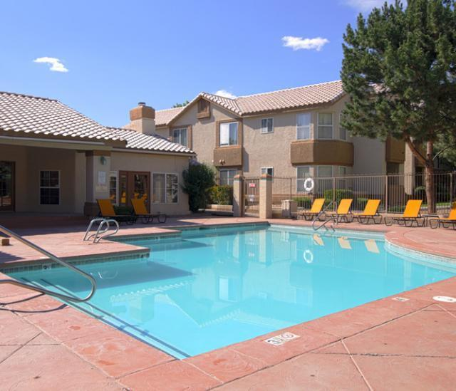 Apartments Albuquerque: Presidio At Northeast Heights Albuquerque NM
