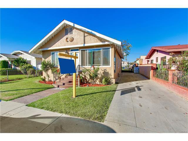 1549 e 78th st los angeles ca for sale 399 900 for Los angeles ca homes for sale