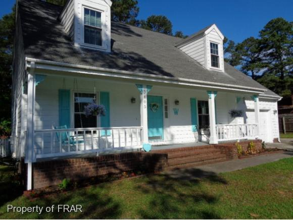 3605 thorndike drive fayetteville nc for sale 156 500