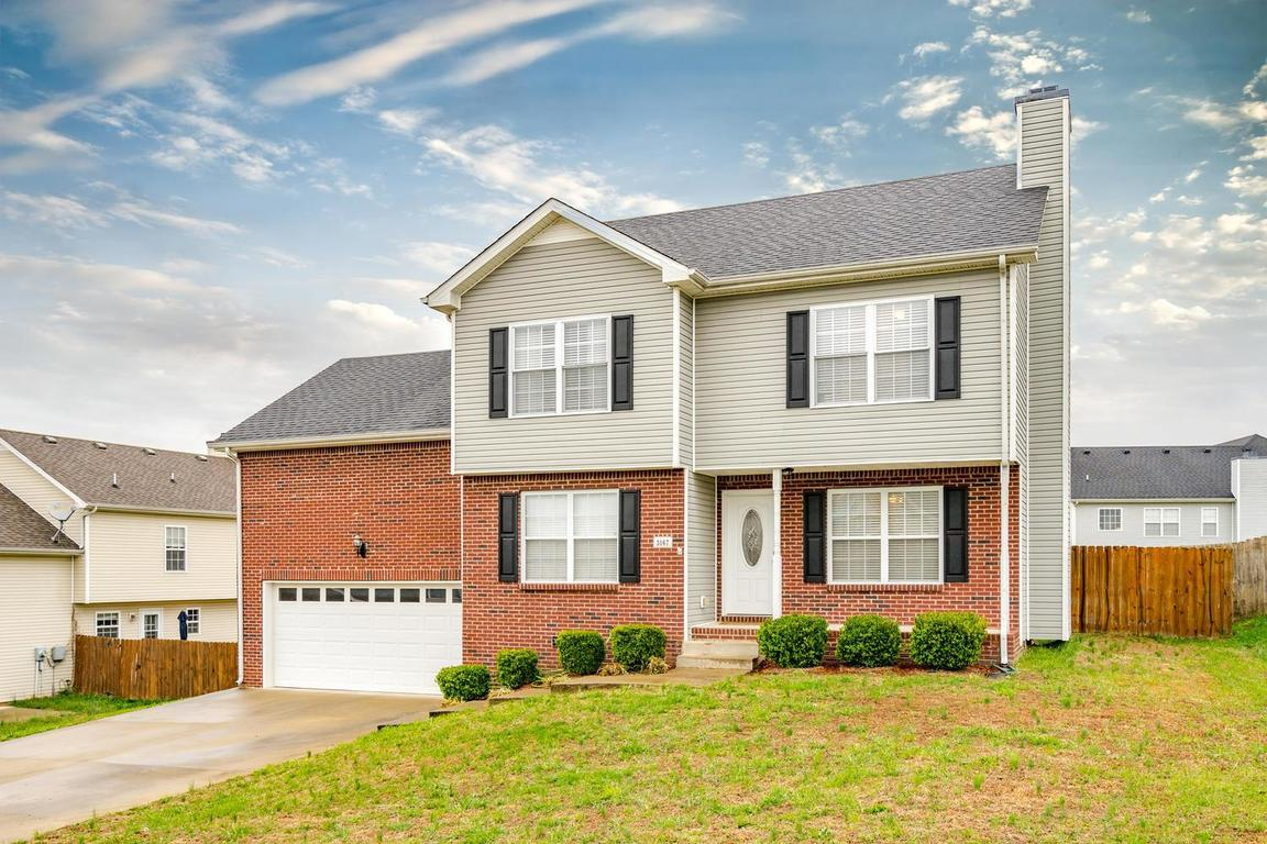 3167 Cross Ridge Dr Clarksville Tn For Sale 188 500