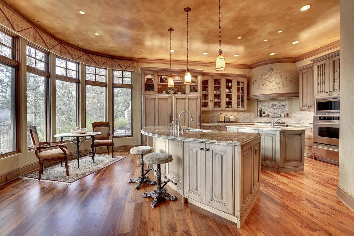 Luxury Mansion Kitchens: 205 Glenmont Road River Falls, WI