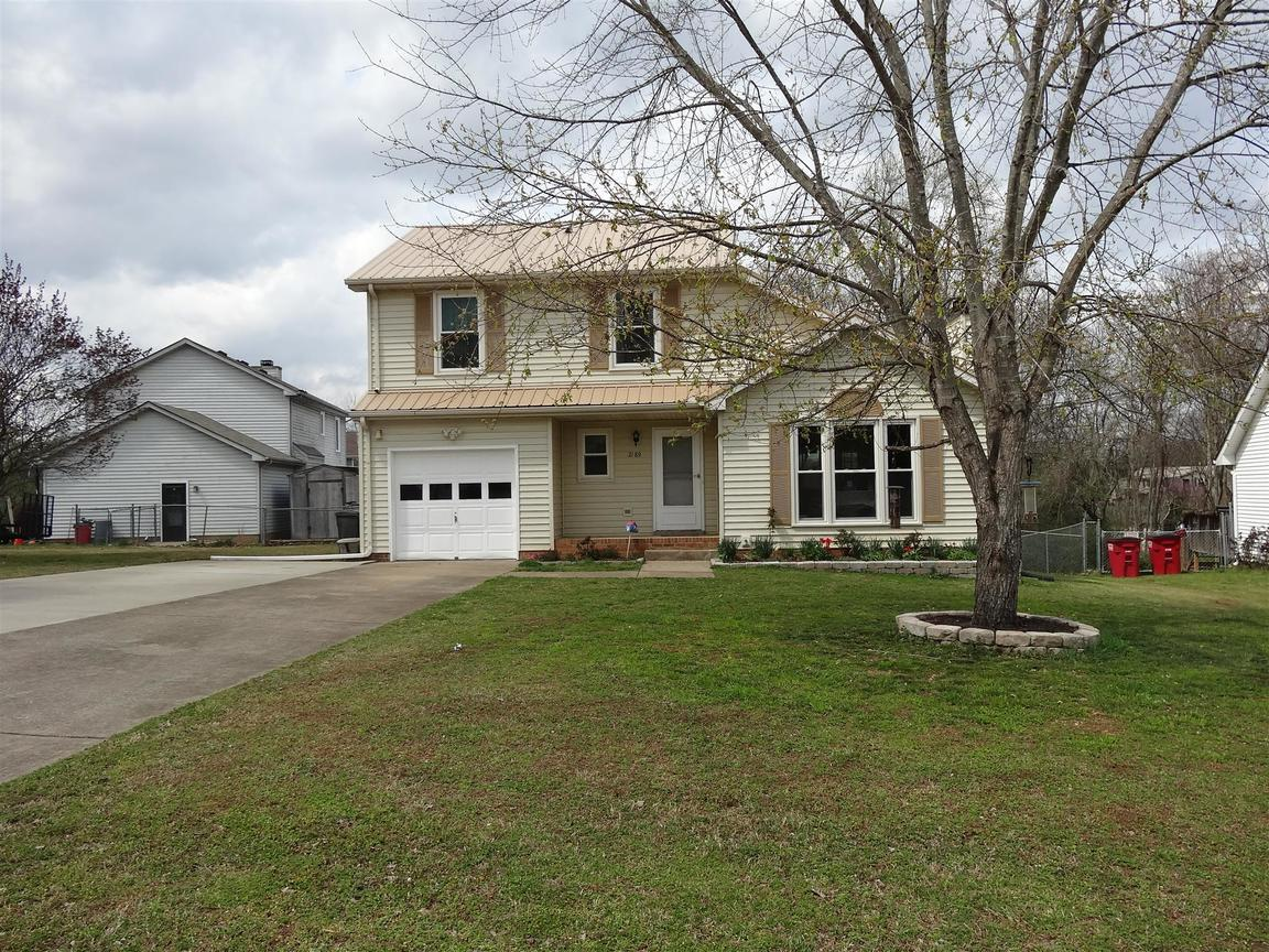 2189 Bauling Ct Clarksville Tn For Sale 144 400