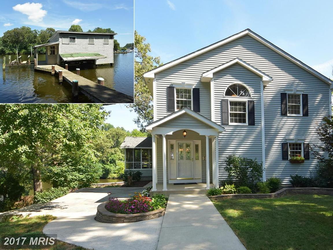 146 riverside rd edgewater md for sale 1 215 000 for Edgewater homes